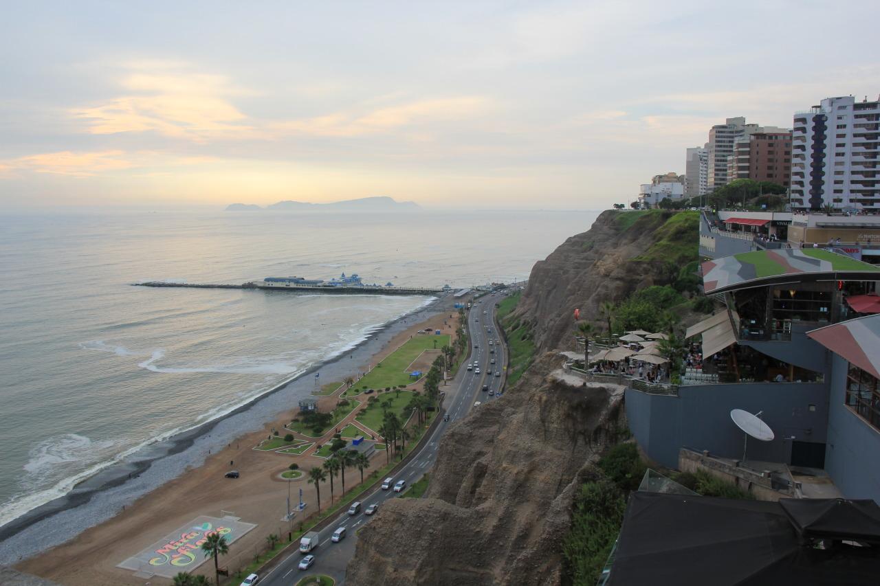 Miraflores in Lima