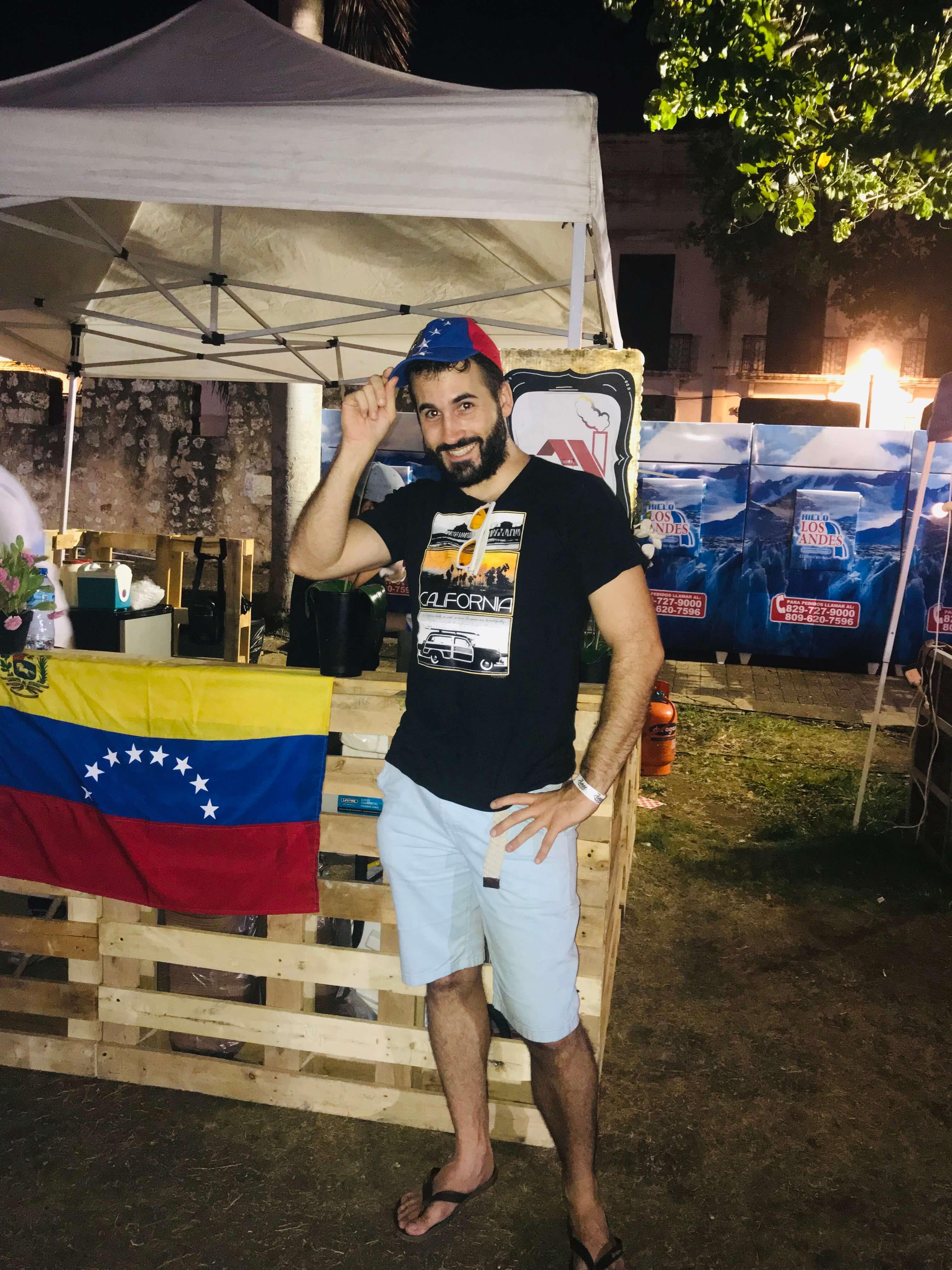 Orgulloso Venezolano!