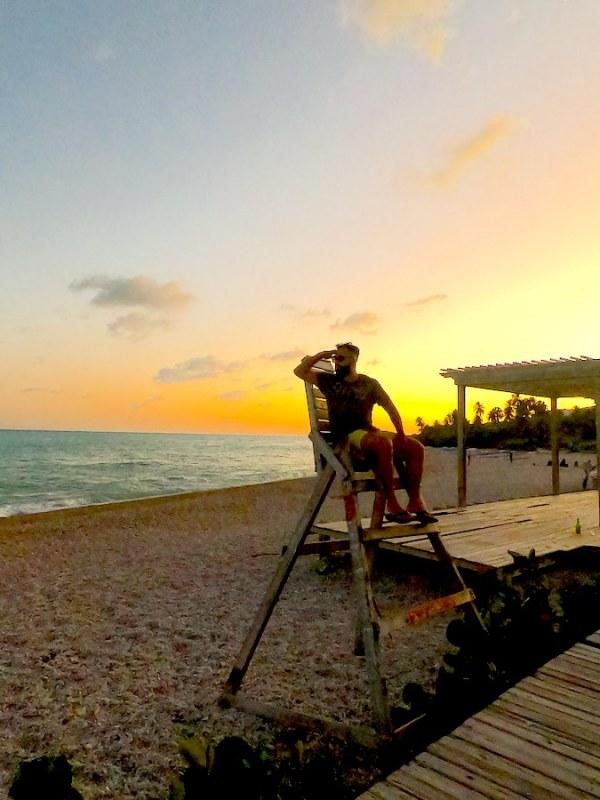 @Playa Los Patos (Dominican Republic)