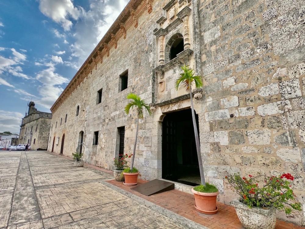 Museo de las Casas Reales in Santo Domingo