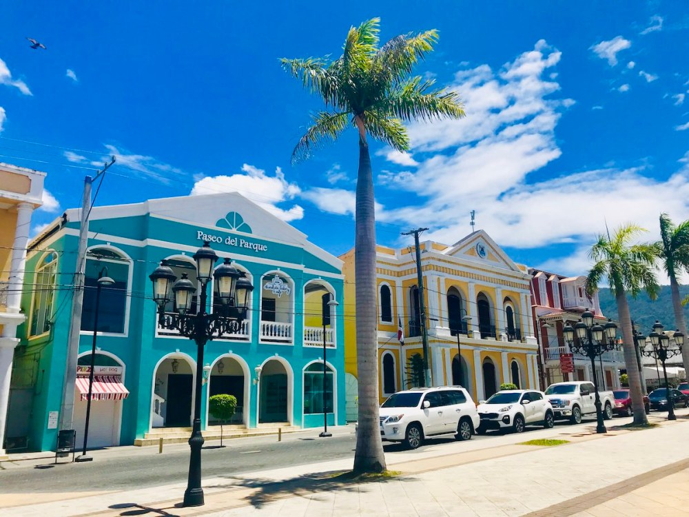 Puerto Plata is a city in the north of the Dominican Republic
