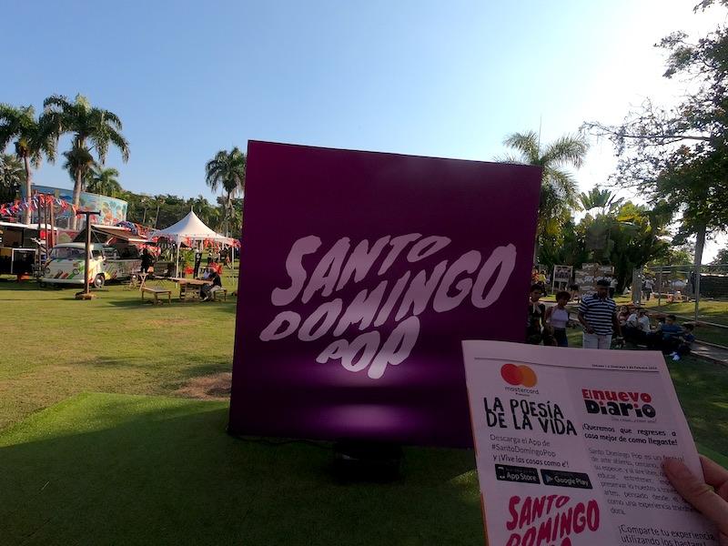 La poesía de la vida @ Santo Domingo Pop
