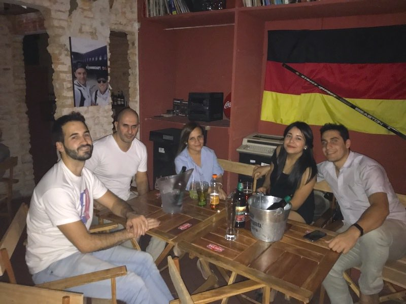 Die Mannschaft, Asunción
