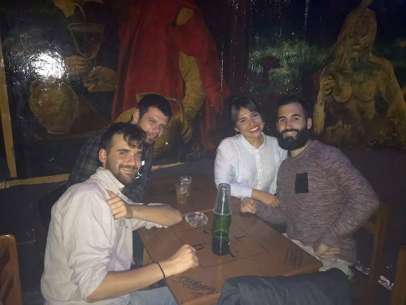 Bar de Nico, Barranco