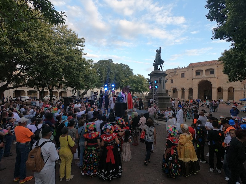 Carnaval 2020 en la Zona Colonial en Santo Domingo (19)