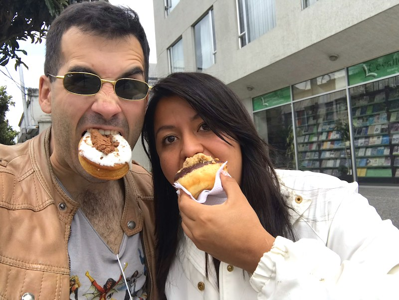Donuts in Quito
