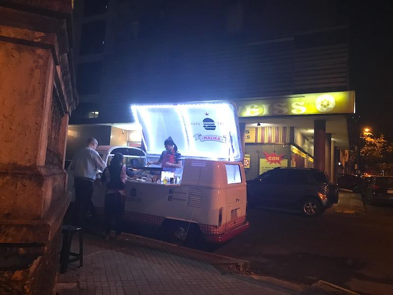 Malica Food Truck in Asunción