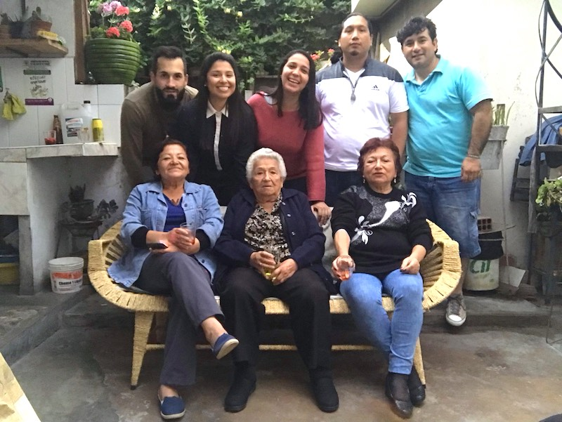 People from San Martin de Porres
