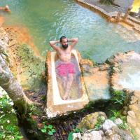 Caño Hondo - A natural waterpark in the Dominican Republic