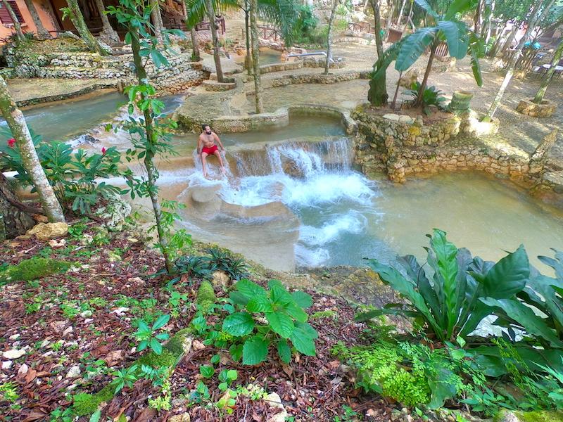 Paraíso Caño Hondo in the Dominican Republic