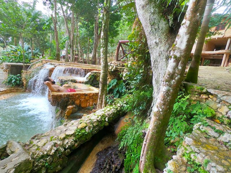 Bath tube @Altos de Caño Hondo