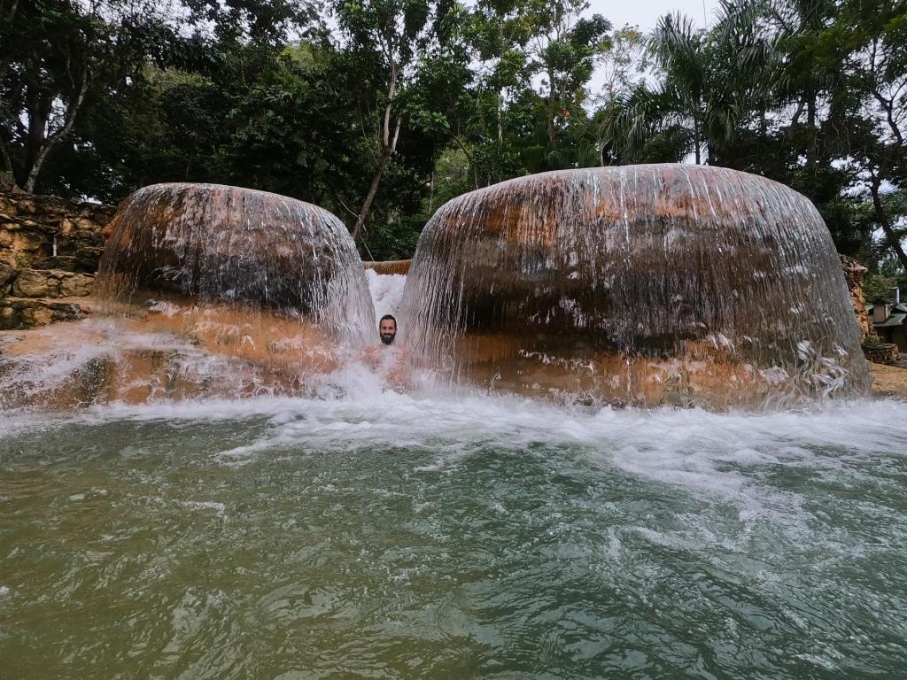 Water basins @Paraíso Caño Hondo