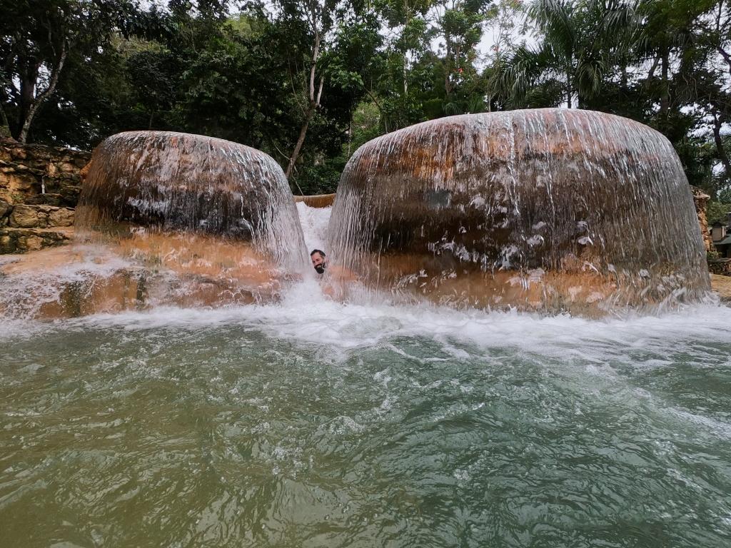 Two water basins @Paraíso Caño Hondo