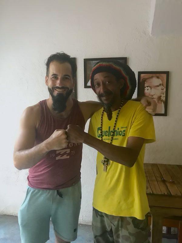 Rastafari in Santo Domingo
