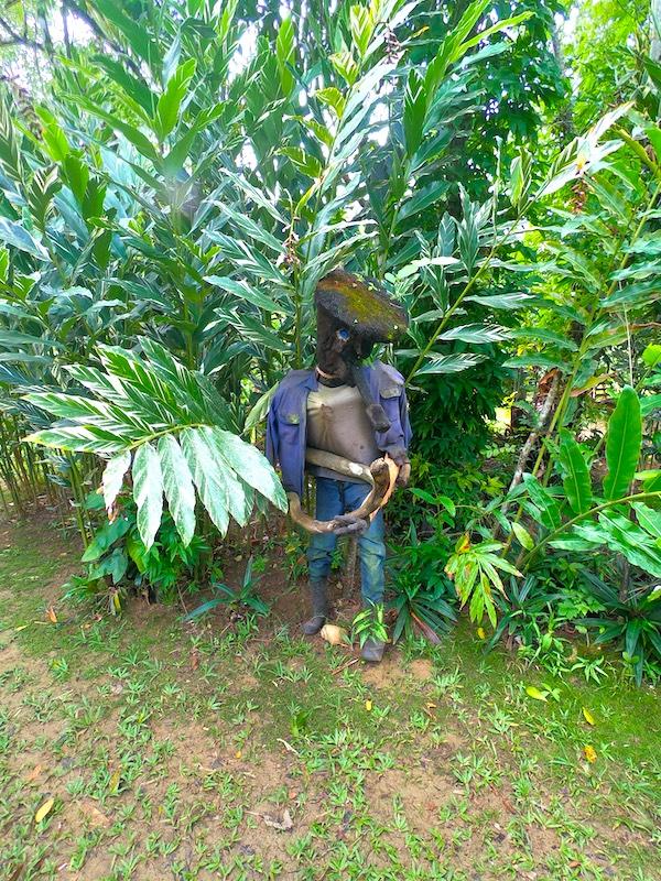 Scarecrow @ Salto Yanigua