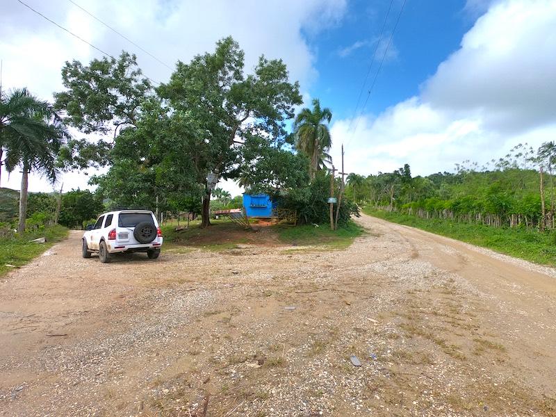 Way to Salto Yanigua