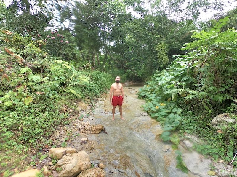 Salto Yanigua river