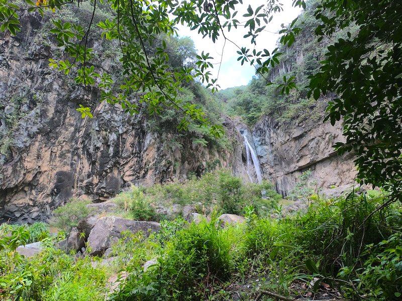 Salto Jimenoa II in Jarabacoa