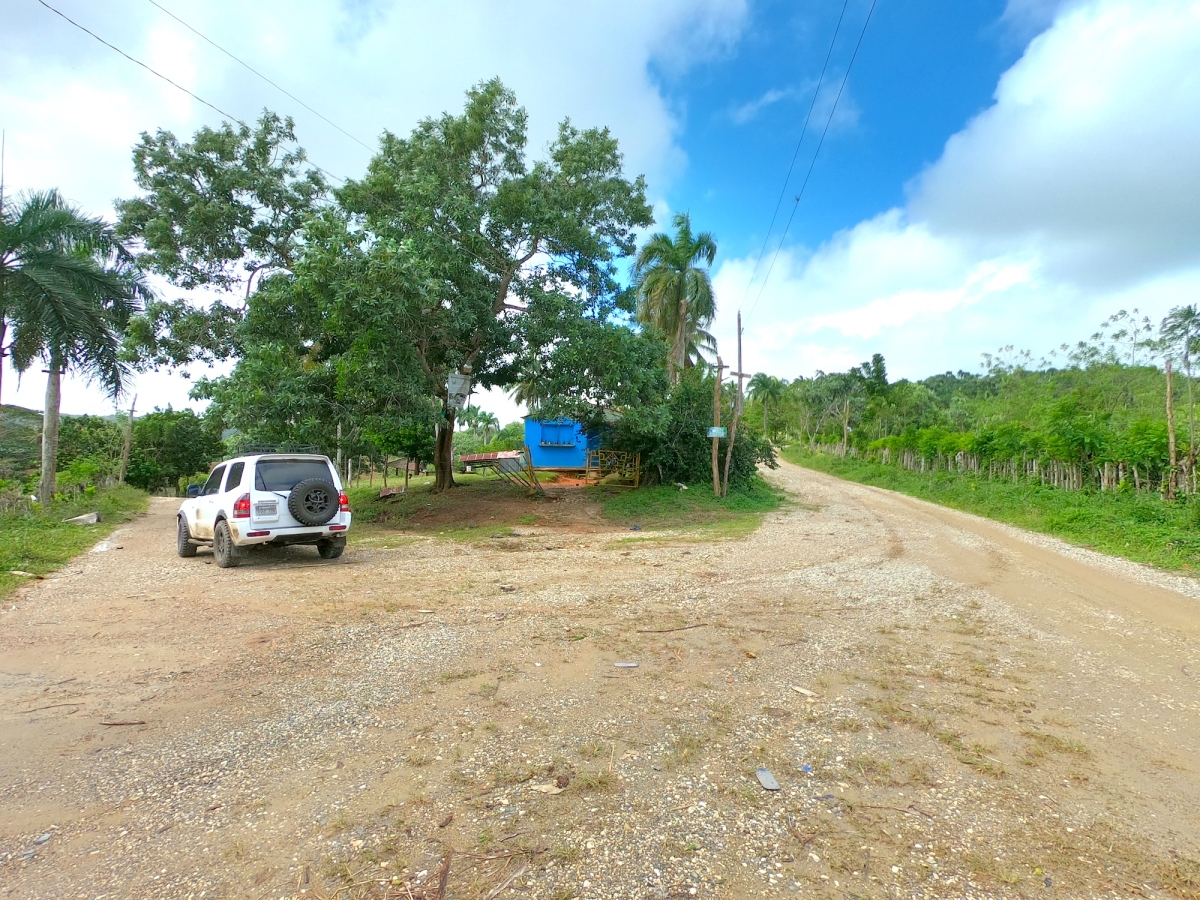 Road conditions in the DR