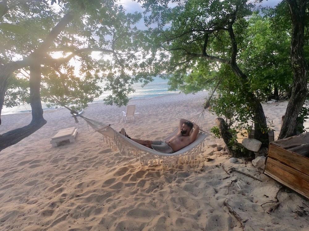 Eco del Mar, Bahia de las Aguilas (Dominican Republic)