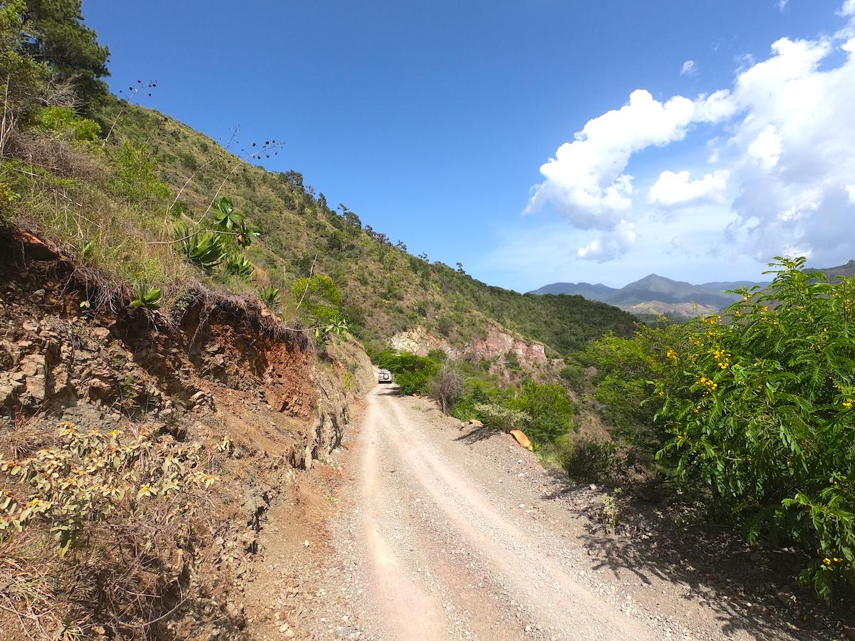 Carretera Guayabal