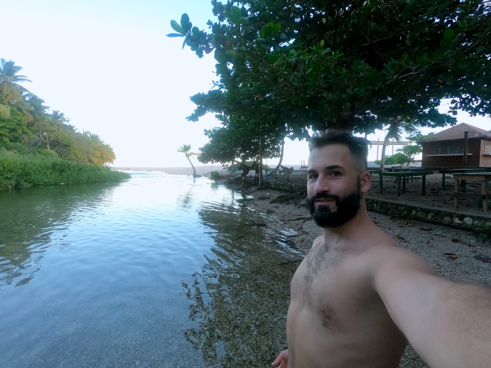 Río Los Patos in Barahona