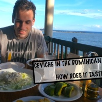 Ceviche in the Dominican Republic - How does it taste?