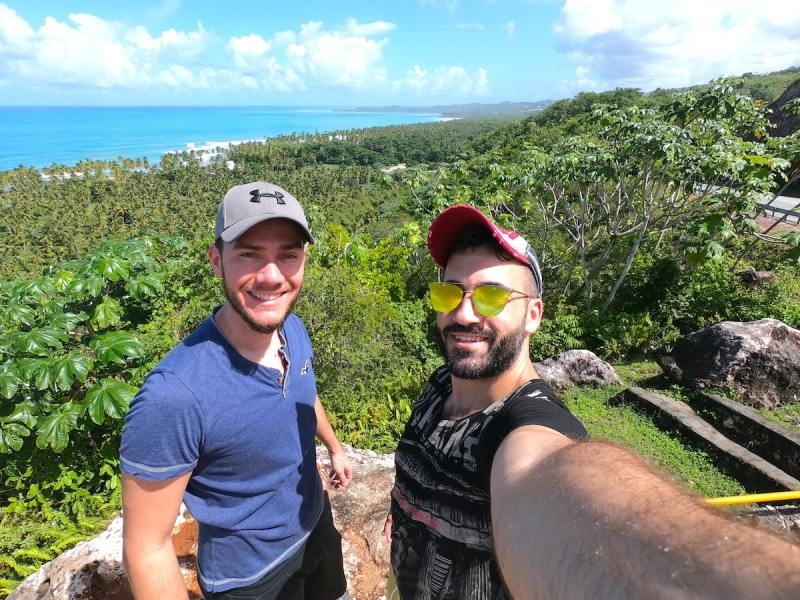 Mirador del Atlántico in Las Terrenas, Dominican Republic (1)