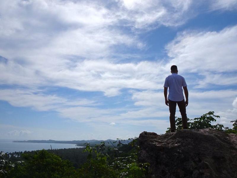Mirador del Atlántico in Las Terrenas, Dominican Republic (2)