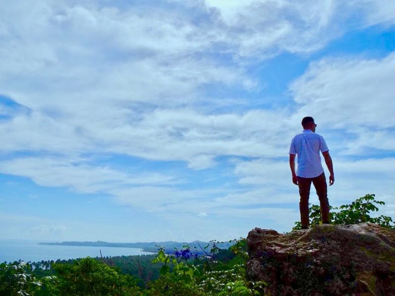 Mirador del Atlántico in Las Terrenas, Dominican Republic (3)