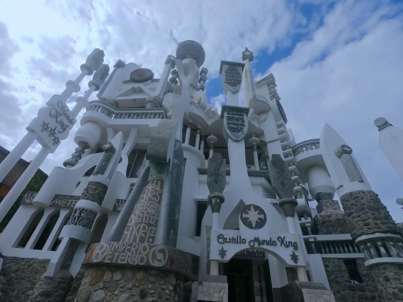 Castillo Mundo King en Sosua (4)