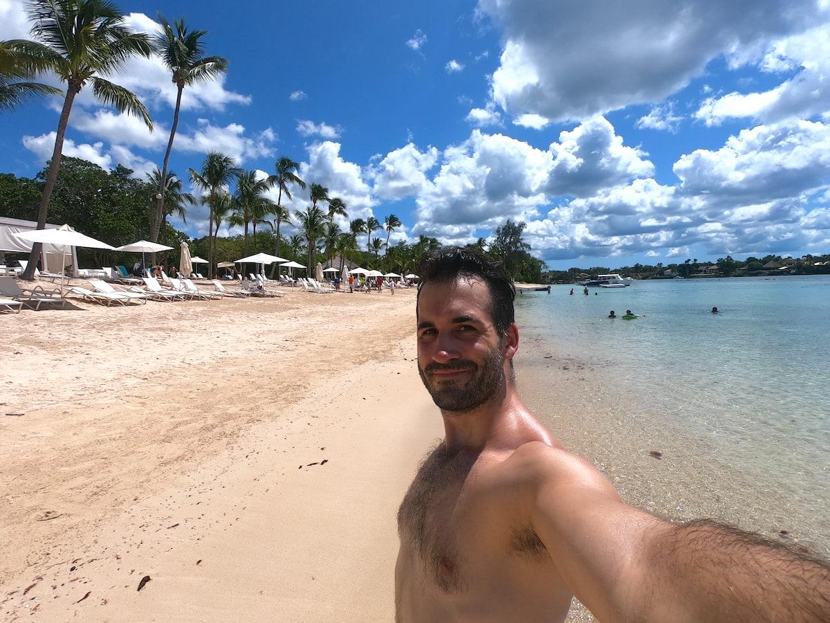 Playa Minitas in the Dominican Republic (4)