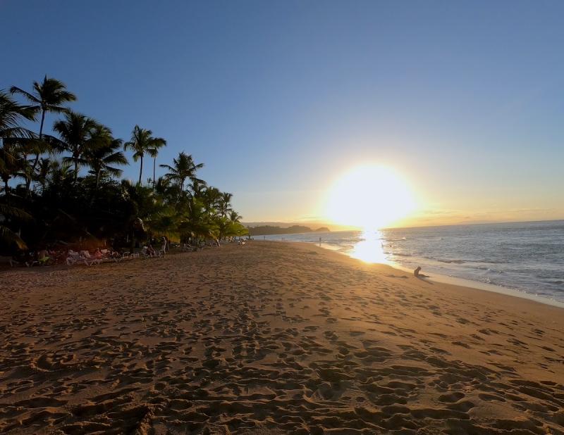 Playa Las Ballenas - Las Terrenas