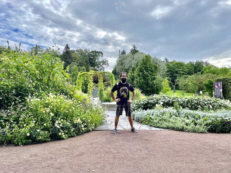 Botanic Garden in Gothenburg, Sweden 🇸🇪